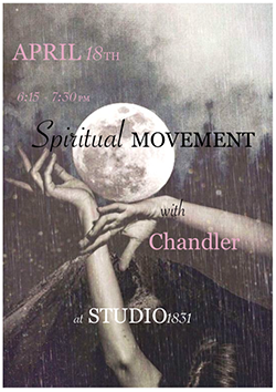 Spiritual Movement with Chandler